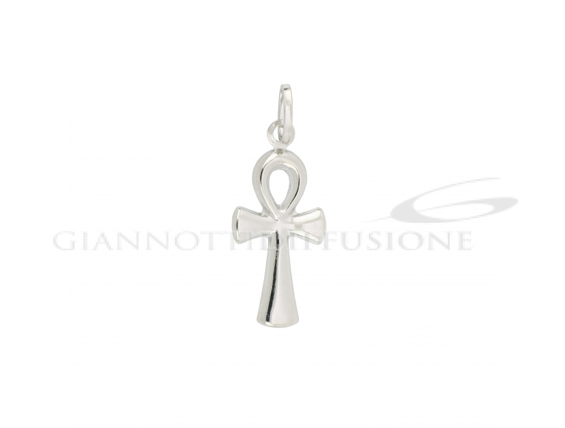 Ansated stamped Cross