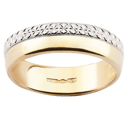 TRUCKLE WEDDING RING